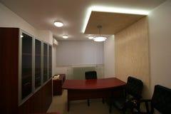Красивый дизайнерский интерьер конференц-зала Стоковое Фото