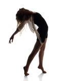 Красивый женский танцор Стоковая Фотография RF