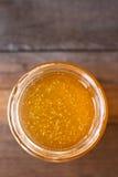 Красивый золотой мед Стоковые Изображения RF
