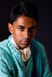 красивый индусский человек Стоковое фото RF