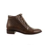 Красивый и элегантный женский ботинок. Стоковое Изображение RF