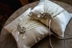 Красивый комплект women& x27; аксессуары свадьбы s Стоковое фото RF