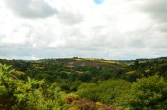 Красивый корнуольский взгляд Стоковая Фотография RF