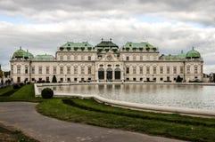 Красивый королевский дворец Schönbrunn стоковые изображения rf