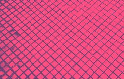 Красивый крупный план текстурирует абстрактные плитки и темную черную предпосылку стены картины розового цвета стеклянную и обои  иллюстрация штока