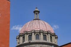 Красивый купол церков Стоковые Фото