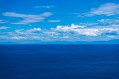 Красивый ландшафт в лете Стоковые Фото