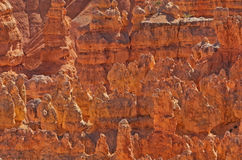 Красивый ландшафт каньона Bryce, Юты, США Стоковое фото RF