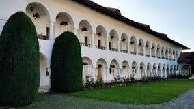 Красивый монастырь Стоковое Фото