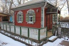 Красивый музей дома стоковые изображения rf