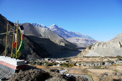 Красивый Непал стоковая фотография