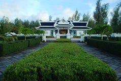 Красивый дом Стоковое Изображение