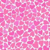Красивый орнамент сердца для нежного настроения Стоковые Изображения RF