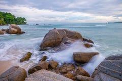 Красивый остров Индонезия Bintan как туристское назначение стоковые фото