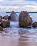 Красивый остров Индонезия Bintan как туристское назначение стоковые фотографии rf