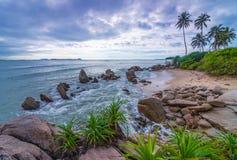 Красивый остров Индонезия Bintan как туристское назначение стоковая фотография rf