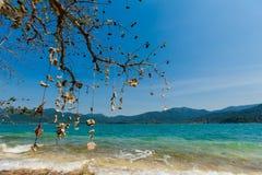 Красивый остров около Koh Chang Стоковые Фотографии RF