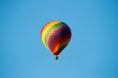 Красивый одиночный воздушный шар Стоковое Фото