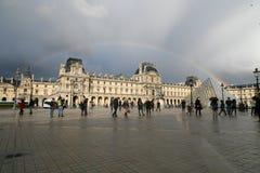 Красивый Париж Стоковые Фотографии RF