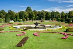 Красивый парк Schonbrunn лета Стоковое Изображение RF