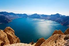 Красивый пейзаж бассейна рая Стоковое Изображение RF