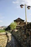 Красивый пейзаж в Фуцзяне Стоковое Изображение