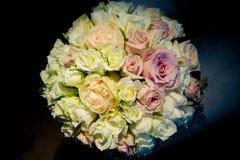 Красивый покрашенный wedding букет Стоковые Изображения RF