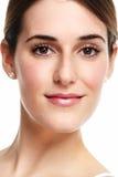 Красивый портрет девушки. стоковое фото