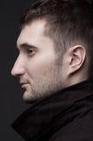 красивый портрет человека Стоковое фото RF