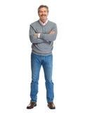 красивый портрет человека Стоковые Изображения RF