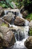 Красивый поток воды Стоковые Фото