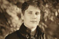 Красивый предназначенный для подростков портрет Стоковые Фотографии RF