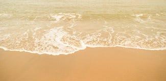 Красивый пляж песка & x28; sandy& x29; Стоковые Изображения