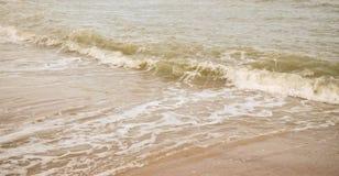 Красивый пляж песка & x28; sandy& x29; Стоковая Фотография RF