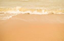 Красивый пляж песка & x28; sandy& x29; Стоковое фото RF