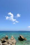 Красивый пляж стоковые фото