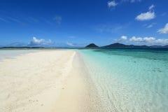 Красивый пляж Стоковые Фотографии RF