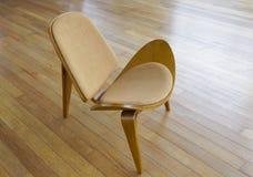 Красивый современный стул Стоковые Фото