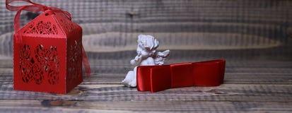 Красивый состав праздника валентинки Стоковая Фотография