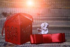 Красивый состав праздника валентинки Стоковые Изображения RF