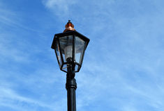 Красивый уличный фонарь Стоковая Фотография RF