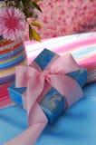 Красивый фиолетовый букет Стоковое Изображение