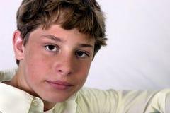 красивый хлопец Стоковое Изображение RF