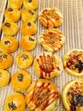 Красивый хлеб десертов Стоковое Изображение RF