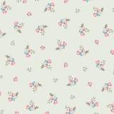 Красивый цветочный узор с малыми цветками Стоковое Изображение