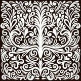 Красивый цветочный узор Стоковая Фотография RF
