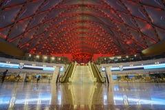 Красивый центр перехода Анахайма региональный связанный с использованием различных видов транспорта стоковое фото