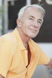 красивый человек старый Стоковые Изображения RF