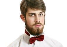 красивый человек стильный Стоковые Изображения