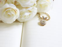 Красивый шкентель диаманта для предпосылки, селективного фокуса Стоковая Фотография RF